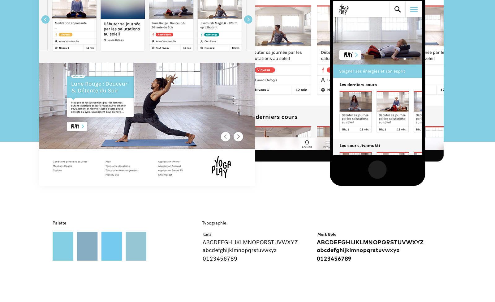 yogaplay_infos // Fabien Stimulak, UX UI Designer, DA digital, Paris, France